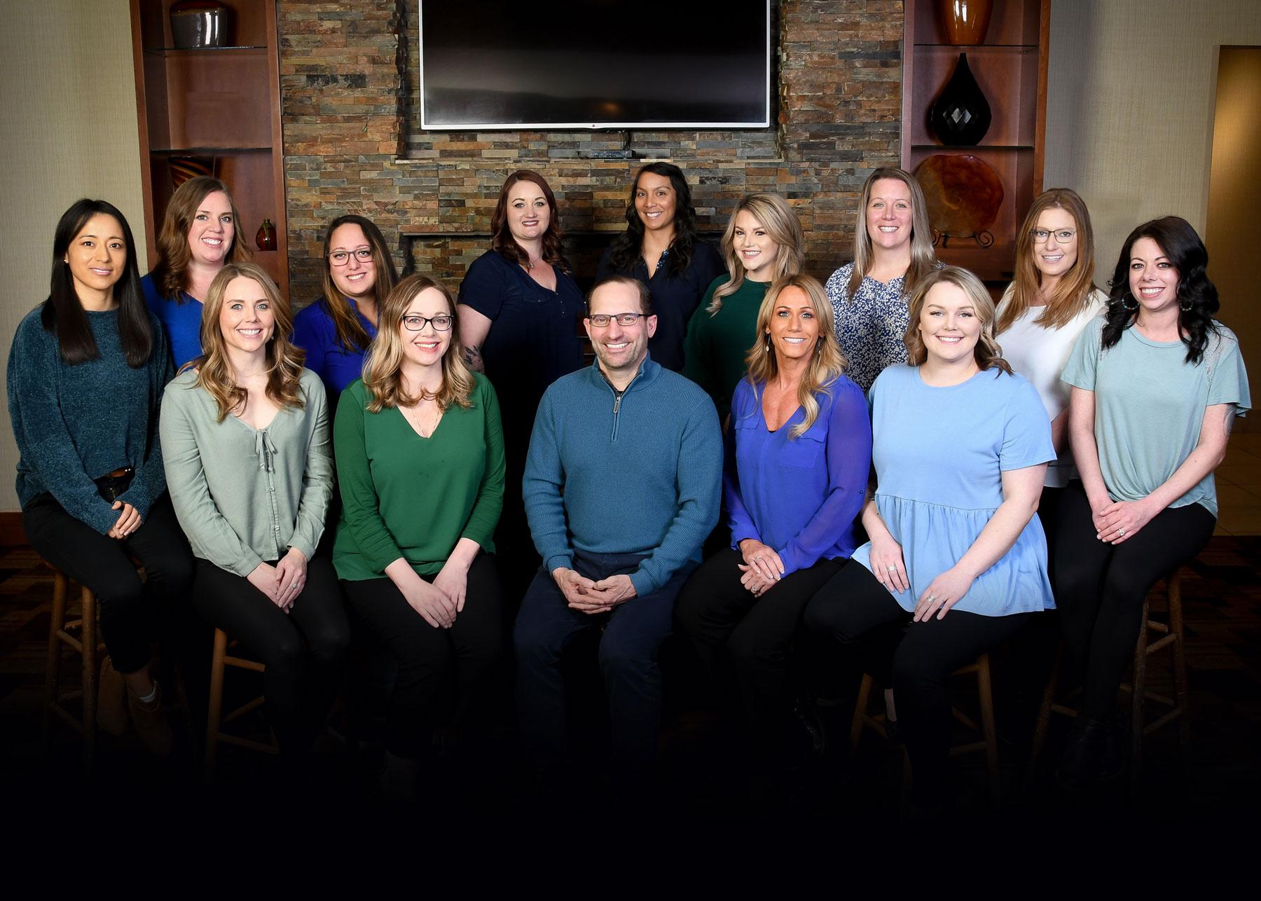 Northern Colorado Periodontics Team